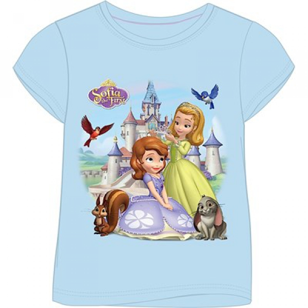 Disney Sofia The First 3-4 Years T Shirt