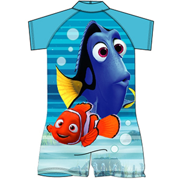 Disney Boys Finding Nemo 3-4 Years Sunsafe Swimming Pool