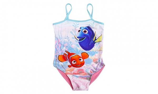 Disney Finding Nemo Dory 4-5 Years Swimsuit Swimming Pool