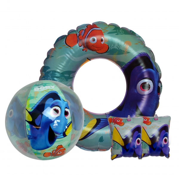 Disney Finding Nemo 'Dory' Swim Set Swimming Pool