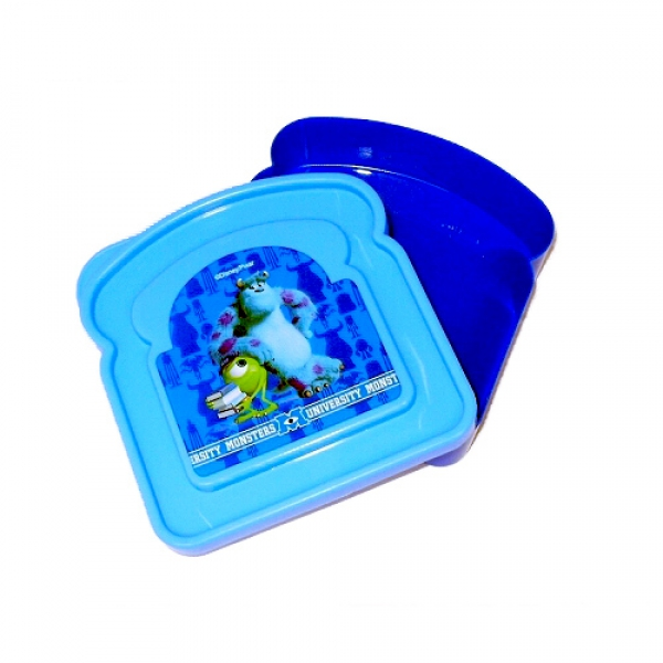 Disney Monster University 'Toast Shaped' Lunch Box Bag