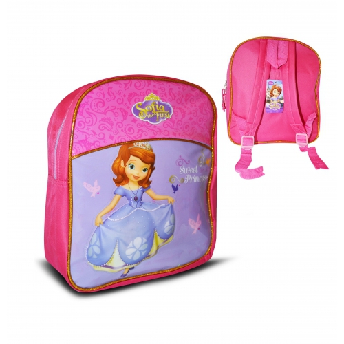 Disney Sofia The First Junior School Bag Rucksack Backpack