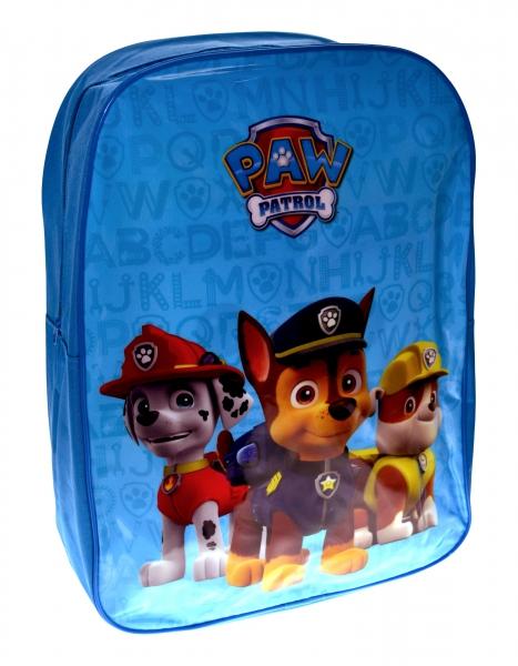 Paw Patrol 'Rescue Squad' Boys Junior School Bag Rucksack Backpack