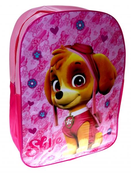 Paw Patrol 'Skye' Girls Arch School Bag Rucksack Backpack