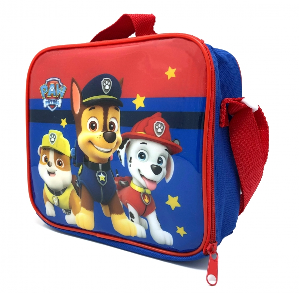 Paw Patrol Blue Kids Thermal Insulated Bag Lunch Box