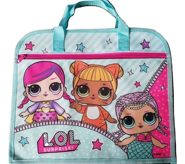 Lol Surprise Dolls Book Bag School Despatch