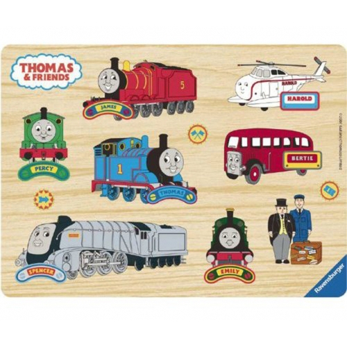 Thomas and Friends Playtray Puzzle