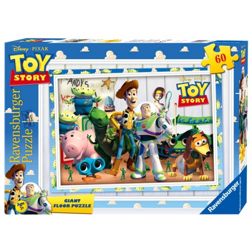 Toy Story Games Play Now : Disney toy story piece jigsaw puzzle game