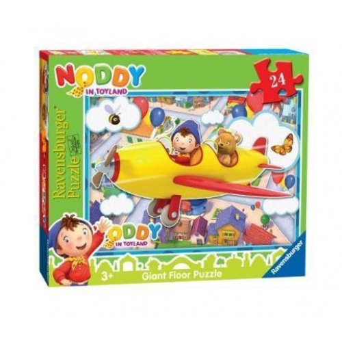 Noddy In Toyland 24 Piece Jigsaw Puzzle Game