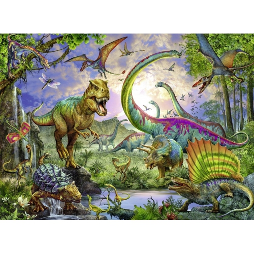 Realm of The Giant 200 Piece Jigsaw Puzzle Game