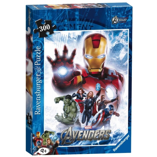 The Avengers Victory 300 Piece Jigsaw Puzzle Game