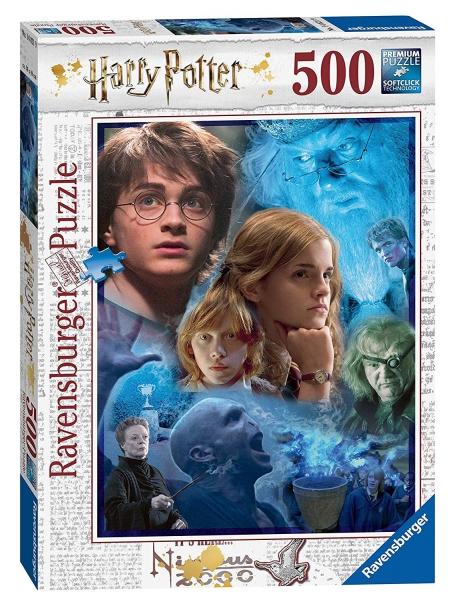 Harry Potter 500 Pcs Piece Jigsaw Puzzle Game