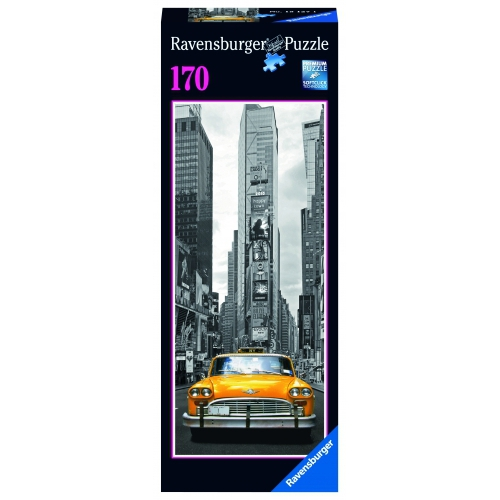 New York Taxi 'Panorama' 170 Piece Jigsaw Puzzle Game