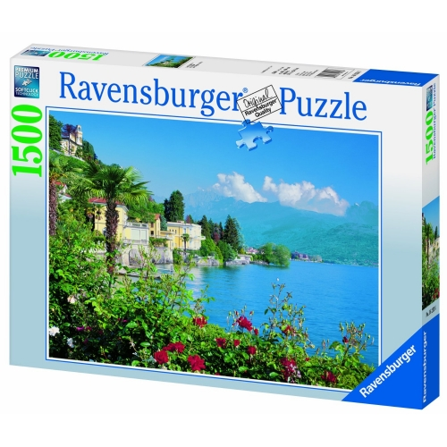 Lake Maggiore Italy 1500 Piece Jigsaw Puzzle Game