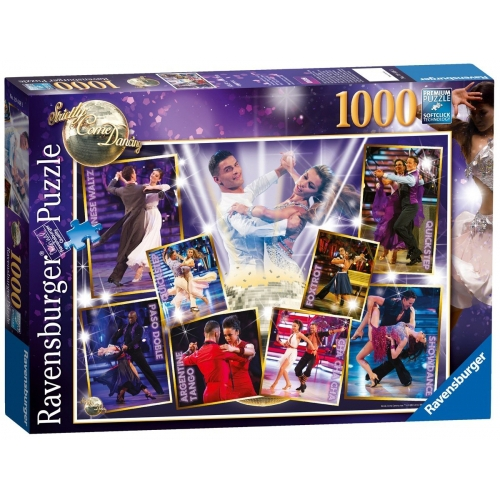 Strictly Come Dancing 1000 Piece Jigsaw Puzzle Game