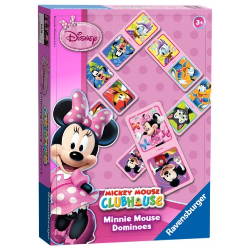 Disney Minnie Mouse 'Domino' Domino Puzzle