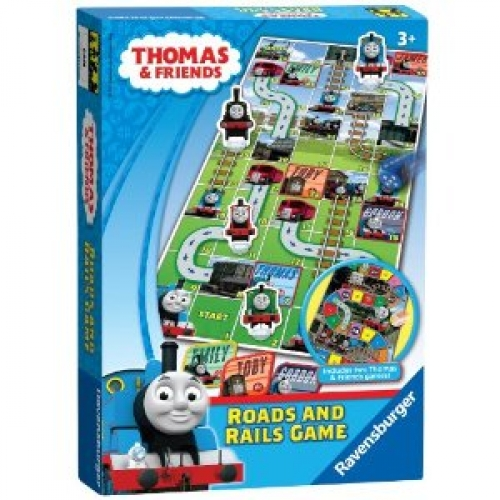 Thomas & Friends 'Roads and Rails' Board Game Puzzle