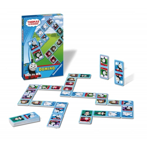 Thomas & Friends Domino Puzzle