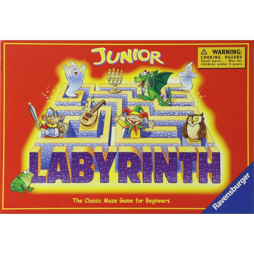 Ravensburger Junior Labyrinth Board Game Puzzle