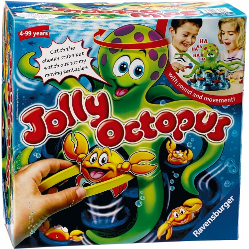 Jolly Octopus Game Puzzle