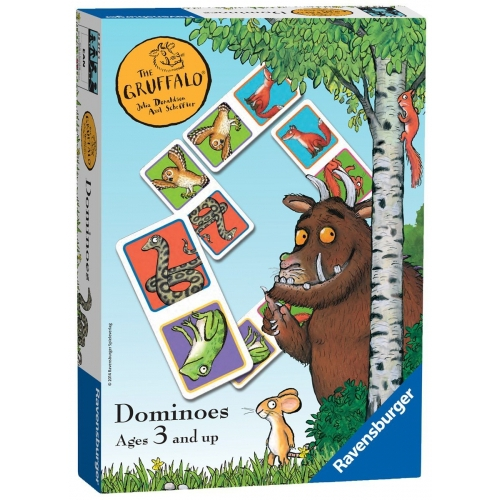 The Gruffalo 'Domino' Domino Puzzle