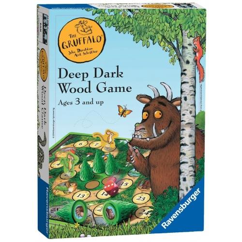 The Gruffalo 'Deep Dark' Board Game Puzzle