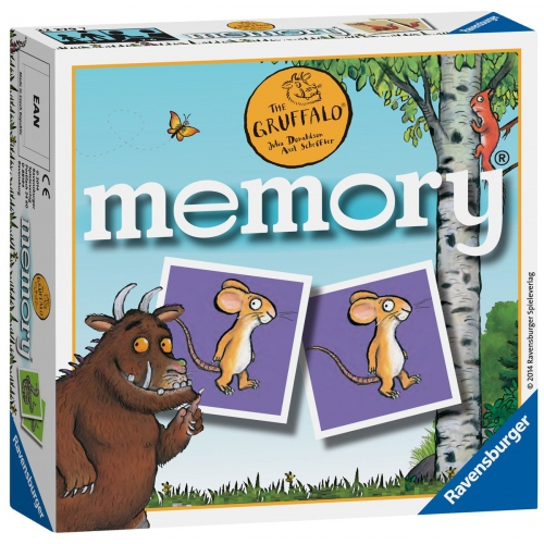 The Gruffalo Memory Game Puzzle