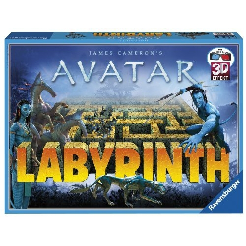 Avatar 3d Labyrinth Puzzle