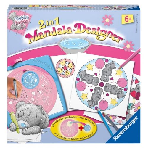 Me To You '2in1' Mandala Designer Puzzle