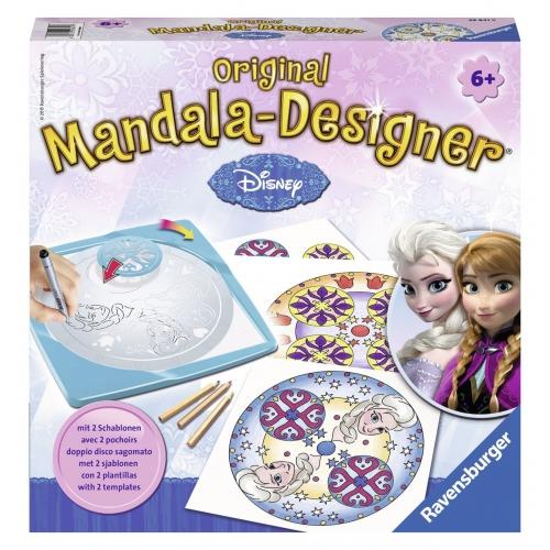 Disney Frozen Original Mandala Designer Puzzle