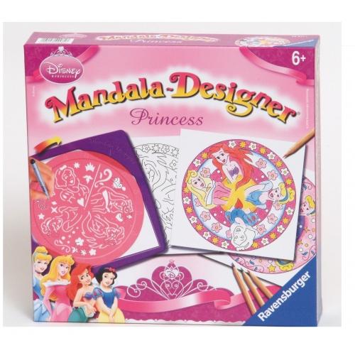 Disney Princess Mandala Designer Puzzle