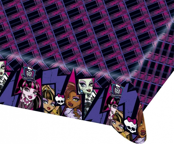Monster High 'Gang' Tablecover Party Accessories
