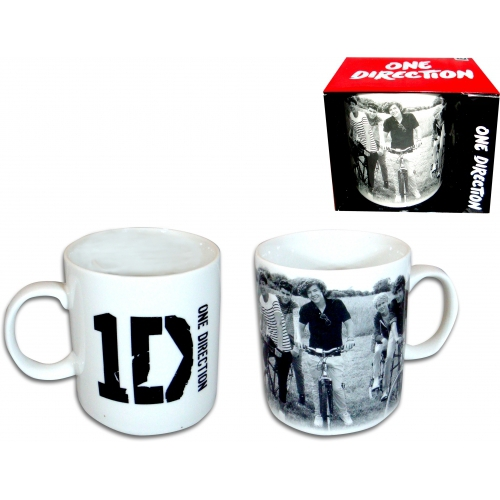 One Direction Bike Mug 4620636450022