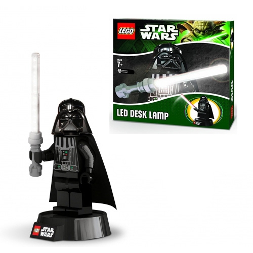 Lego Star Wars 'Darth Vader' Led Lamp
