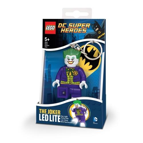 Lego Dc Super Heroes 'The Joker' Keyring Led Light