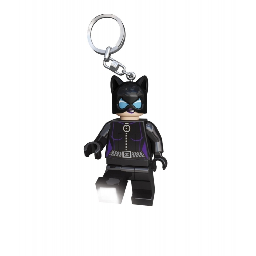 Lego Dc Super Heroes 'Catwoman' Keyring Led Light