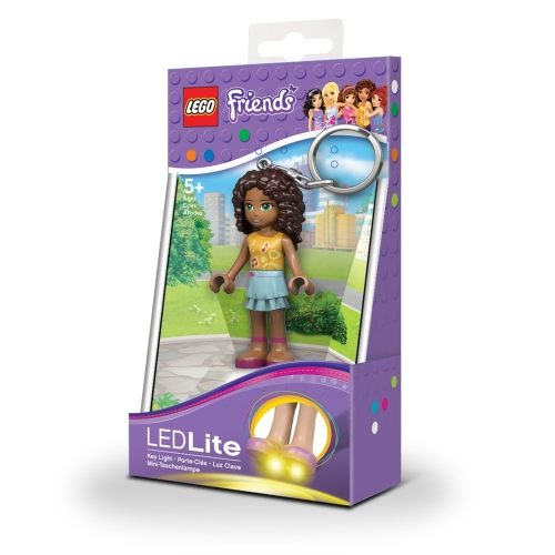 Lego Friends 'Andrea' Keyring Led Light