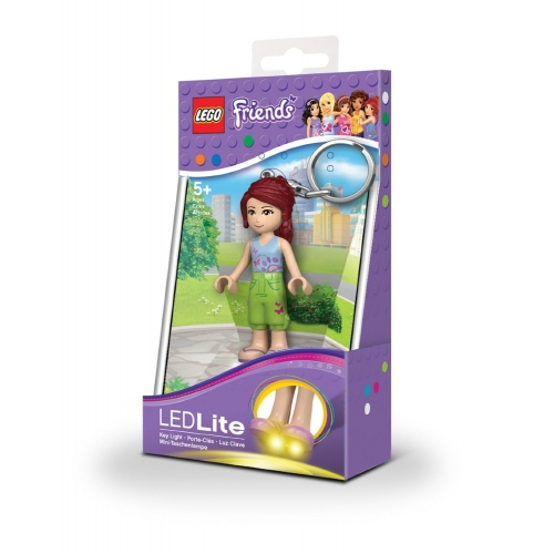 Lego Friends 'Mia' Keyring Led Light