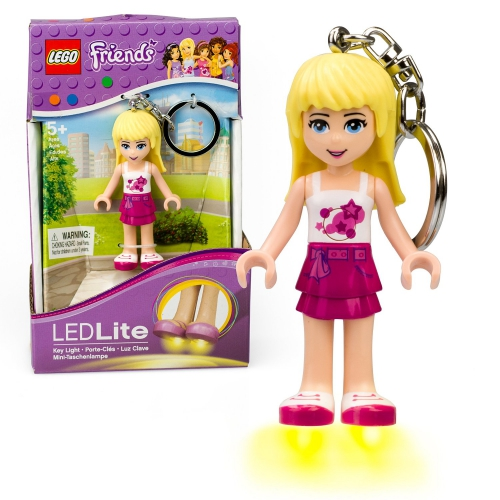 Lego Friends 'Stephanie' Keyring Led Light