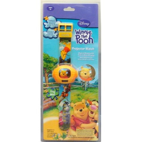 Disney Winnie The Pooh 'Project a Sketch' Wrist Watch