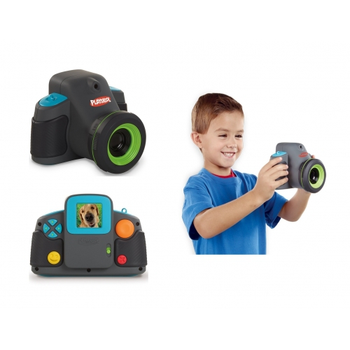 Hasbro Playskool 'Showcam' Grey Camera with Projector Toy