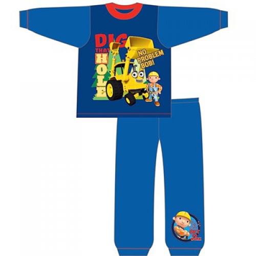 Bob The Builder 'No Problem' 3-4 Years Pyjama Set