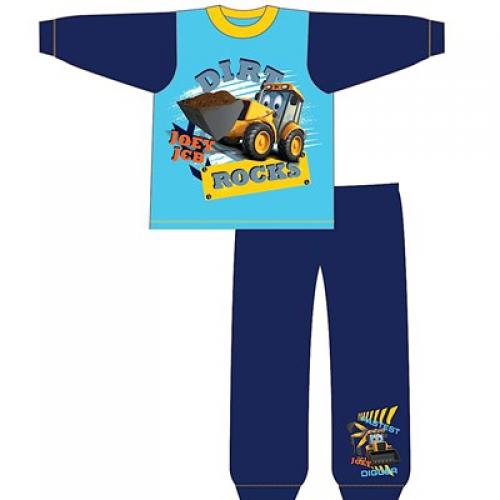 Jcb 'Joey' 2-3 Years Pyjama Set