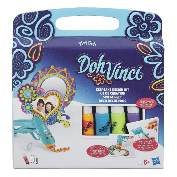 Play-doh 'Dohvinci' Play Set Mirror Kids Creativity