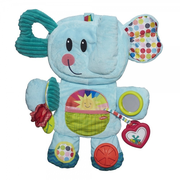 Playskool 'Fold N Go' Elephant Play Set Toy