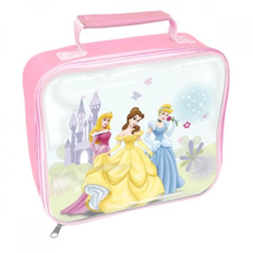 Disney Princess School Rectangle Lunch Bag