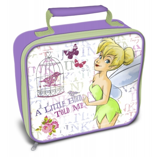 Disney Fairies 'Happy Summer' School Rectangle Lunch Bag