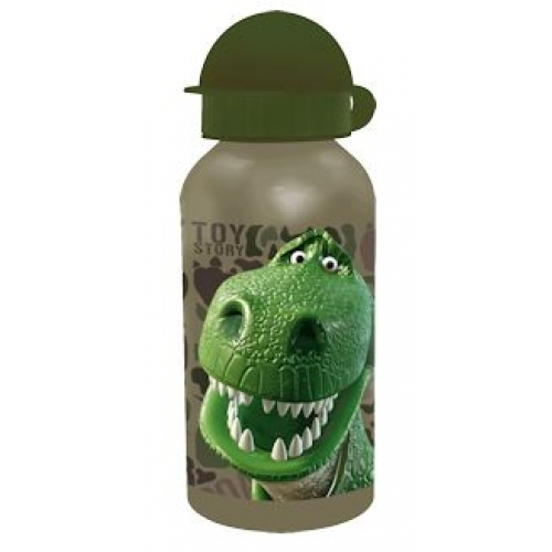 Disney Toy Story Rex 400ml Aluminum Water Bottle