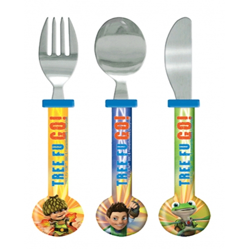 Tree Fu Tom Cutlery