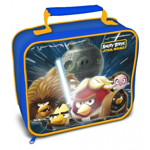 Angry Birds 'Star War' School Rectangle Lunch Bag